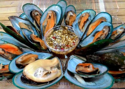 Toby's Seafood mussel