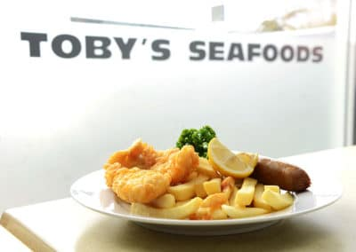 Toby's Seafood